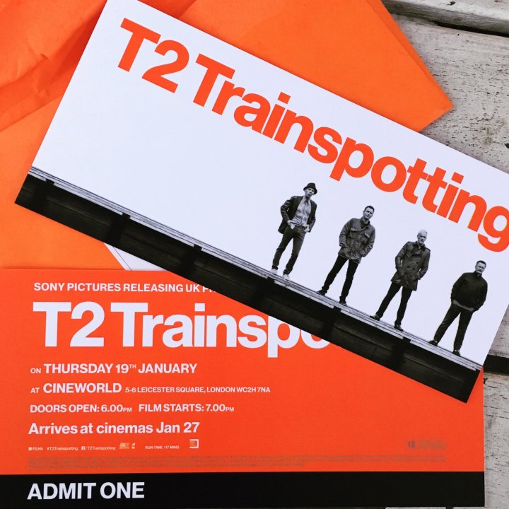 Cold Lips' editor, Kirsty Allison, interviewed her ol' DJ-band blud, writer of Trainspotting etc, Irvine Welsh for DJ Mag, where she edits arts.  Here it is:  https://djmag.com/features/t2-trainspotting-%E2%80%93-inside-track but, better than that, here's the full tracklisting for the new movie...