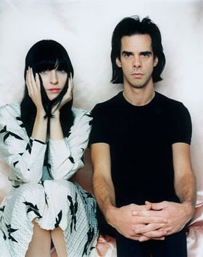 Susie Bick and Nick Cave by Polly Borland