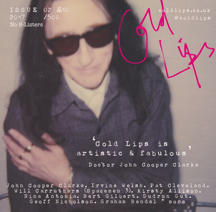 Cold Lips II cover