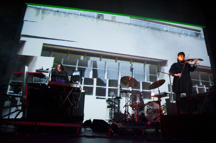 Tangerine Dream Perform In Berlin