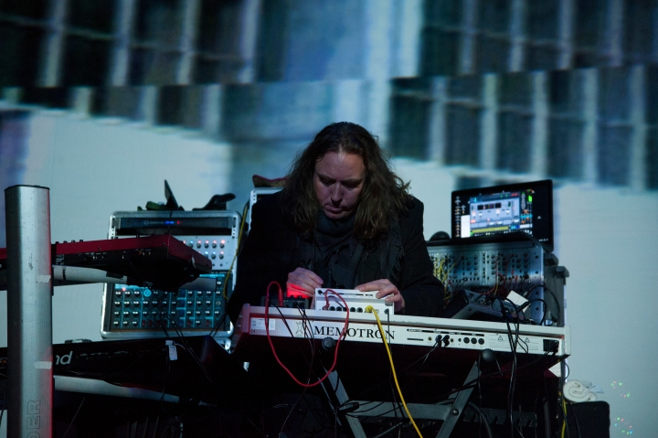 Tangerine Dream Perform In Berlin
