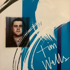 Here is Tim in the first edition of COLD LIPS: