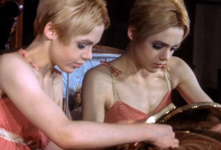 'Edie in Mirror', The Factory, New York, 1965..jpg