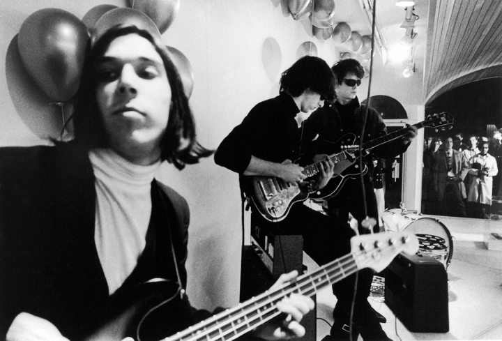 Velvet Underground at Paraphernalia, NYC, 1966